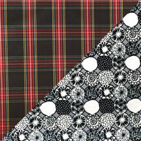 Red Tartan Textile